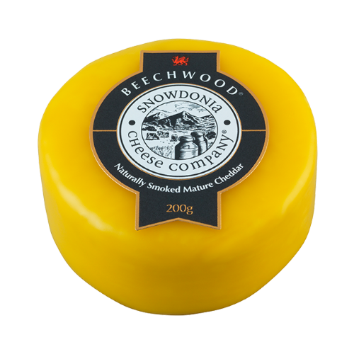 Snowdonia Cheese - Beechwood (Smoked)